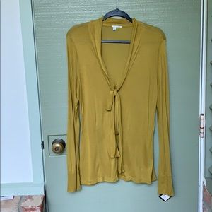 NWT- HALOGEN- size XL BLOUSE